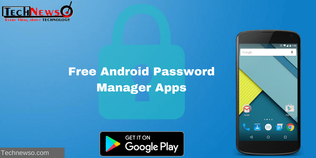Free Password Manager Apps (1)
