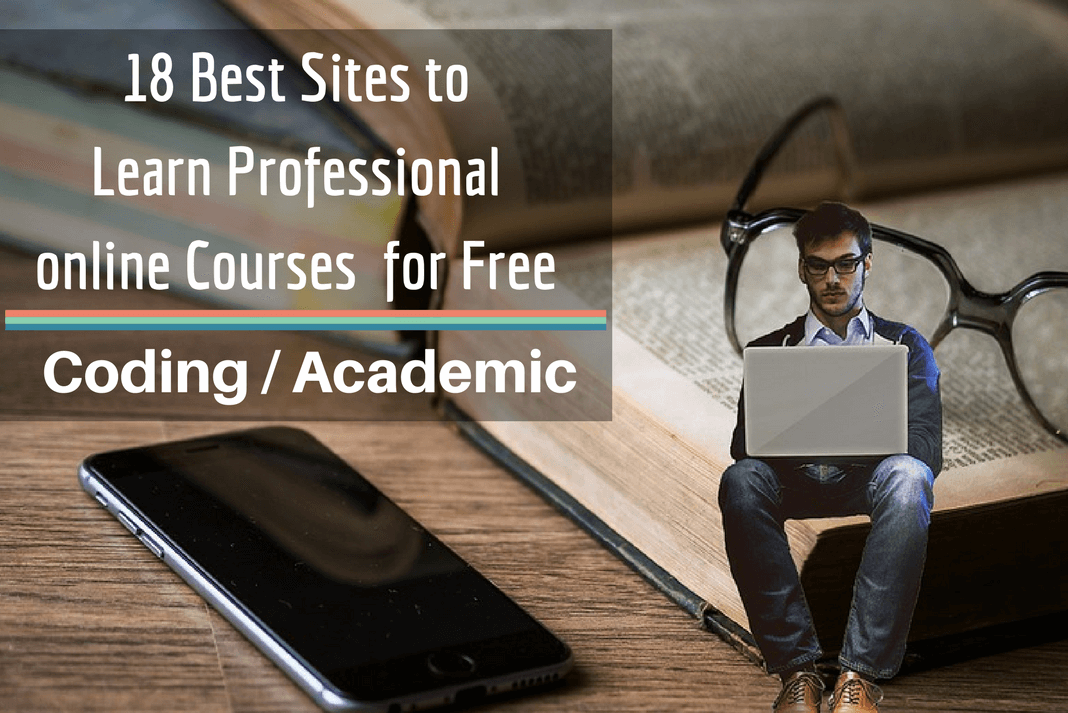 free online elearning sites for coding and academic