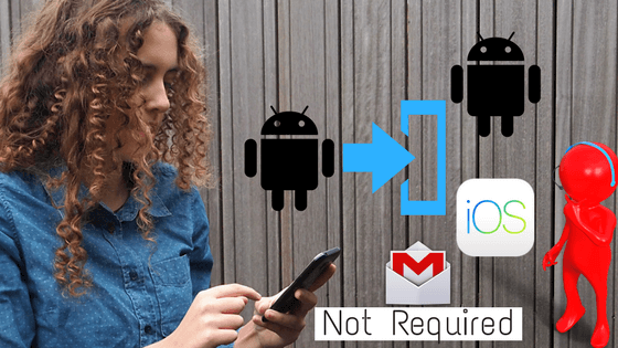 How to deliver contacts from Android to Another Device without Gmail Syn